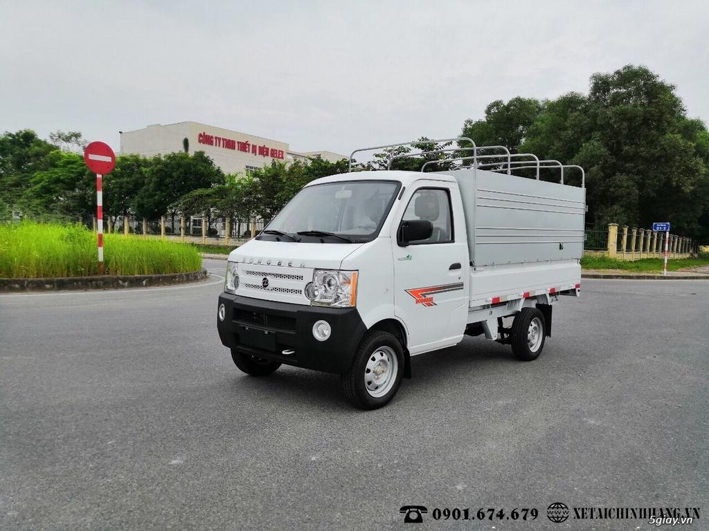 Xe tải Dongben thùng bạt 810KG chạy tốt không? - 2