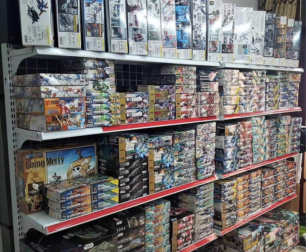 Bán Mô Hình Gundam Bandai Giá Siêu Rẻ tại AZGundam