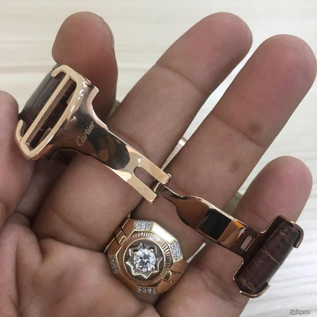 Chuyên đồng hồ Catier,Corum sang trọng Men & Lady model mới nhất 2019 - 42