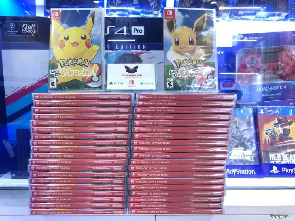 FLASH SALE sản phẩm Nintendo Switch: Zelda,Super Mario Oddysey,Joy-con - 3