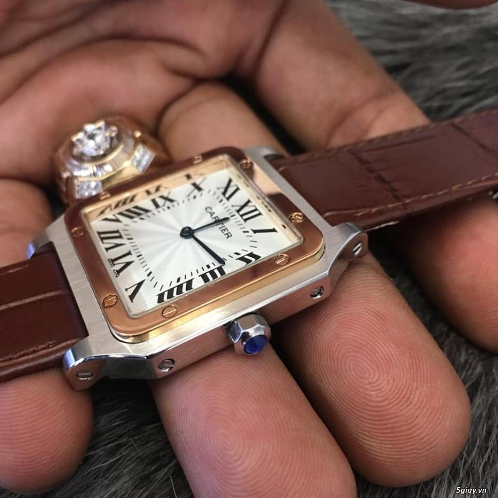 Chuyên đồng hồ Catier,Corum sang trọng Men & Lady model mới nhất 2019 - 45