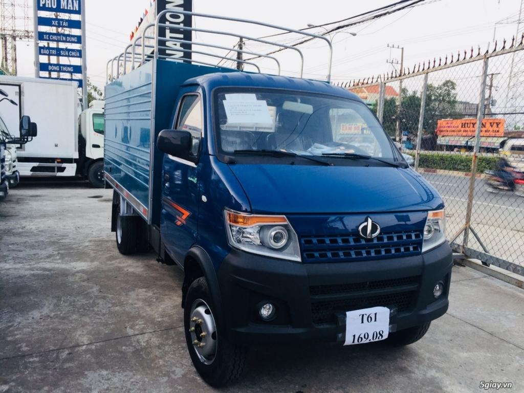xe tải dongben tặng phí trước bạ 100% - 4