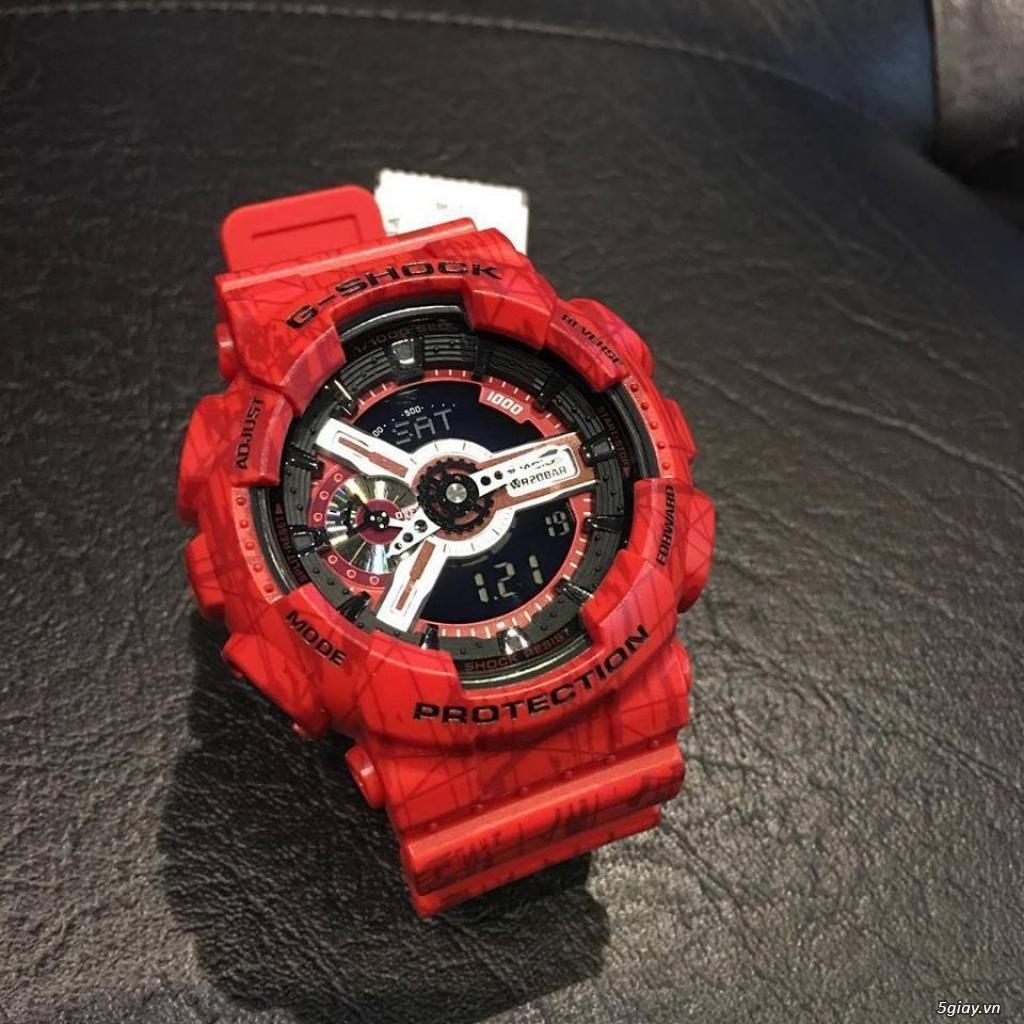 Đồng Hồ Thể Thao G-Shock GA110 - 1