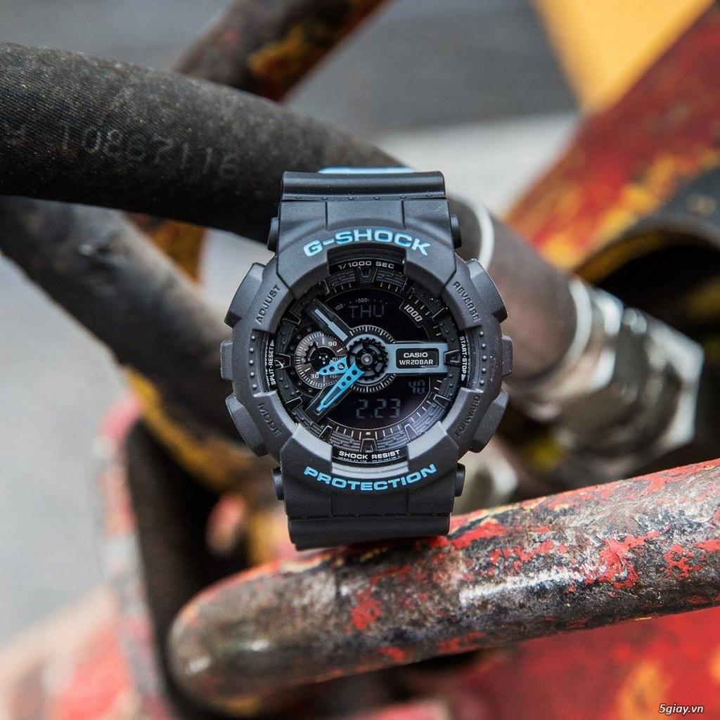 Đồng Hồ Thể Thao G-Shock GA110 - 2