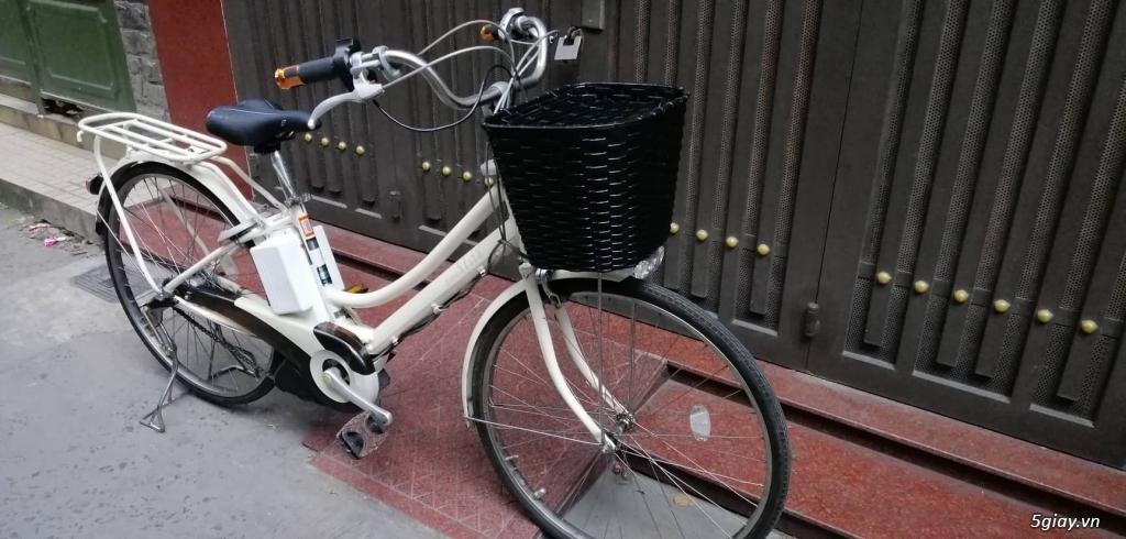 xe đạp điện hàng Nhật giá rẽ : sanyo , yamaha ,Bridgestone ,Hydee