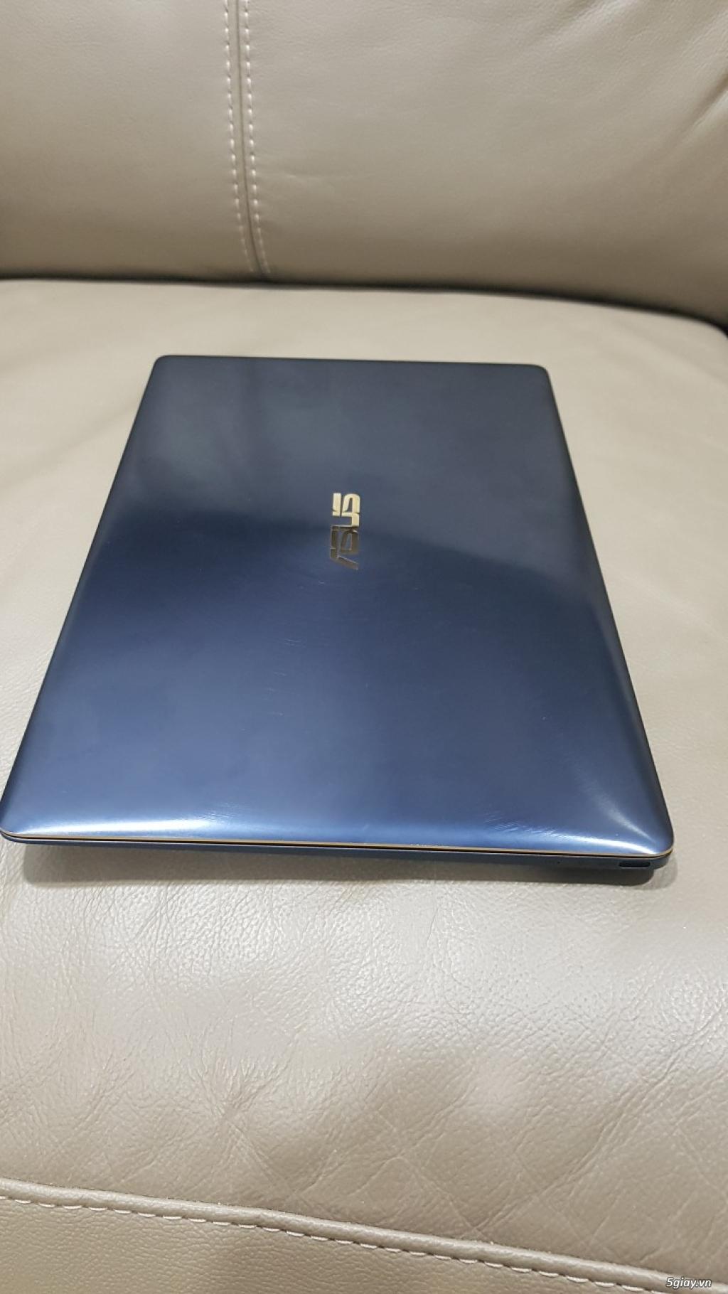 Laptop siêu mỏng Asus zenbook 3 - 12,5 inch, I7, 256G - 2