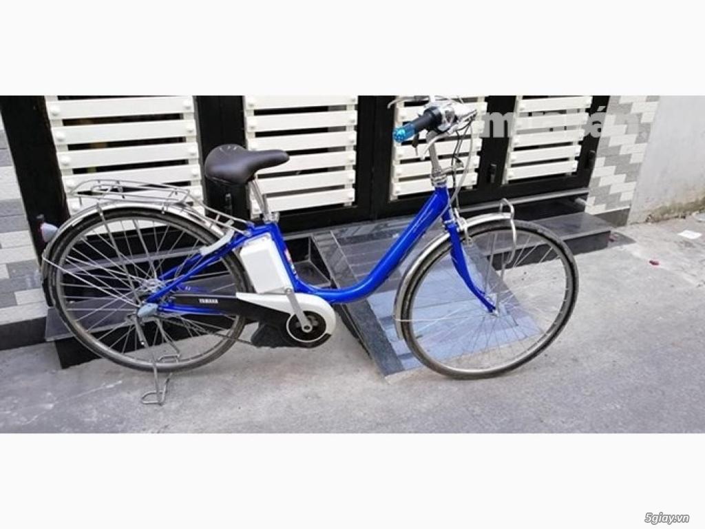 xe đạp điện hàng Nhật giá rẽ : sanyo , yamaha ,Bridgestone ,Hydee - 3
