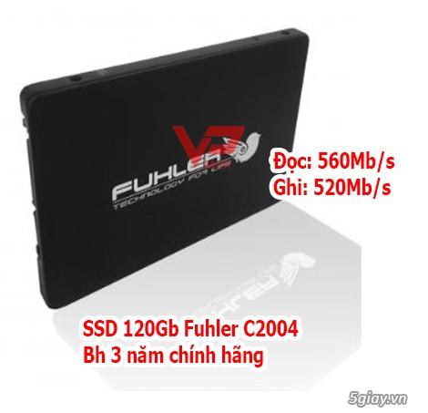 Thanh lý 500 SSD Fuhler 120Gb bảo hành 3 năm chính hãng - 3