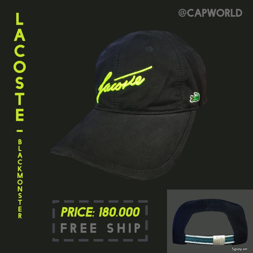 CAP WORLD - NÓN TỐT: Chuyên Nón Hiệu Giá Rẻ - Nike, Adidas, Puma, Polo - 3