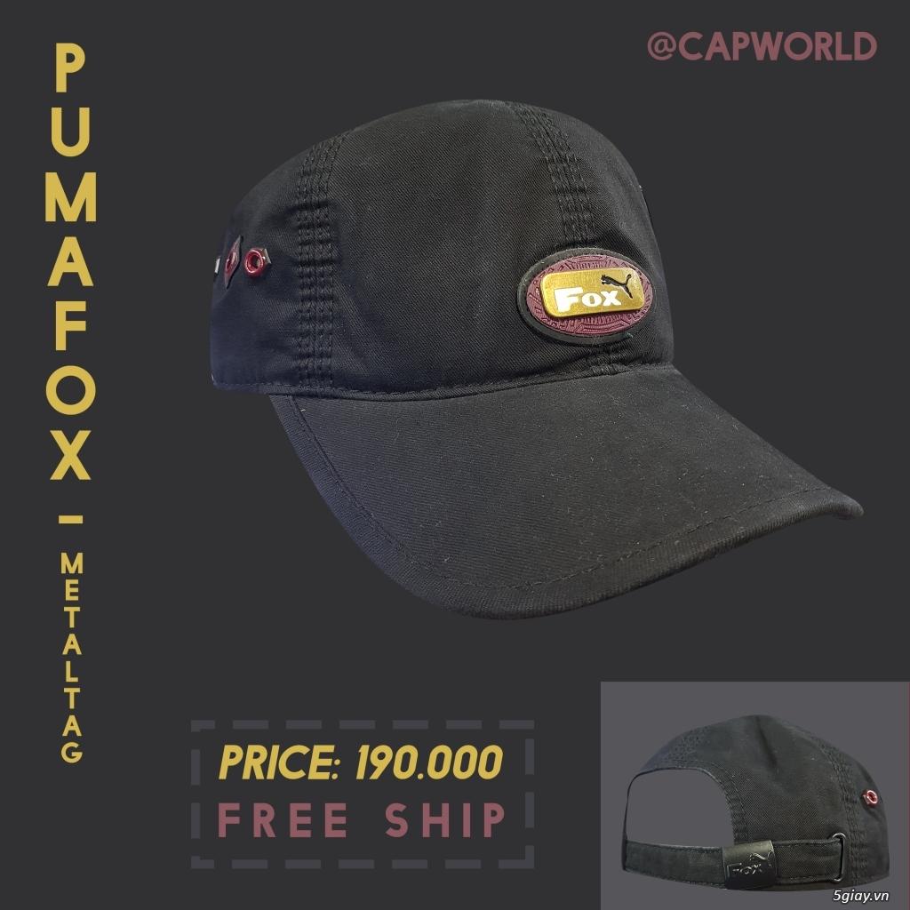 CAP WORLD - NÓN TỐT: Chuyên Nón Hiệu Giá Rẻ - Nike, Adidas, Puma, Polo - 2