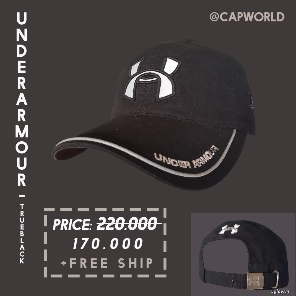 CAP WORLD - NÓN TỐT: Chuyên Nón Hiệu Giá Rẻ - Nike, Adidas, Puma, Polo - 11