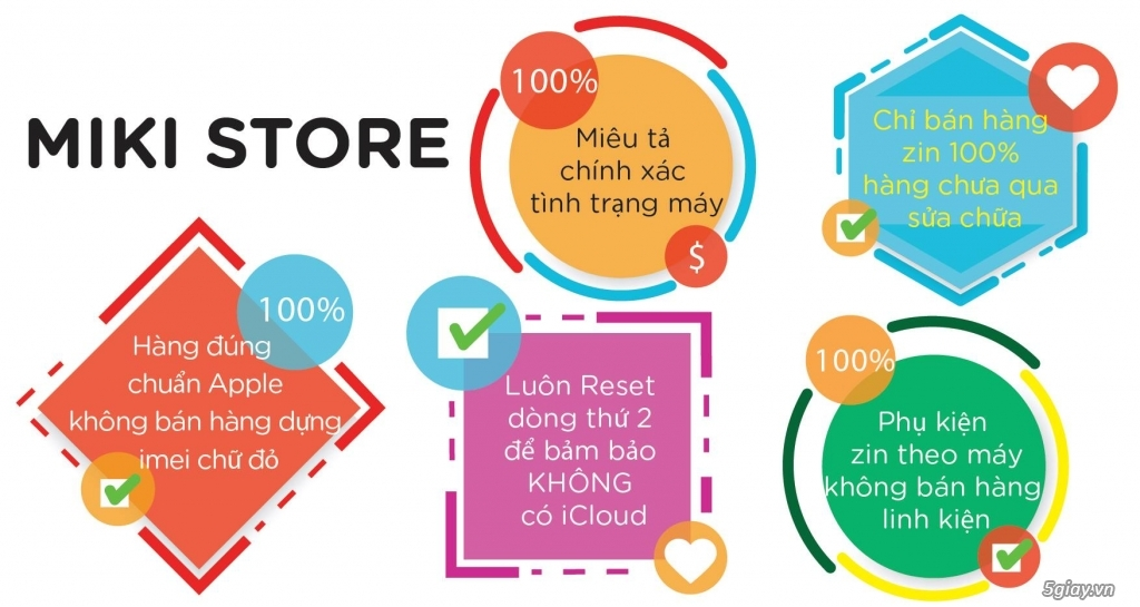 <MikiStore.Vn> Mua Bán - Trao Đổi iPhone XsMax, Xs, Xr, X.(Mới & Cũ, TBH) Hỗ Trợ Trả Góp Lãi Suất 0%