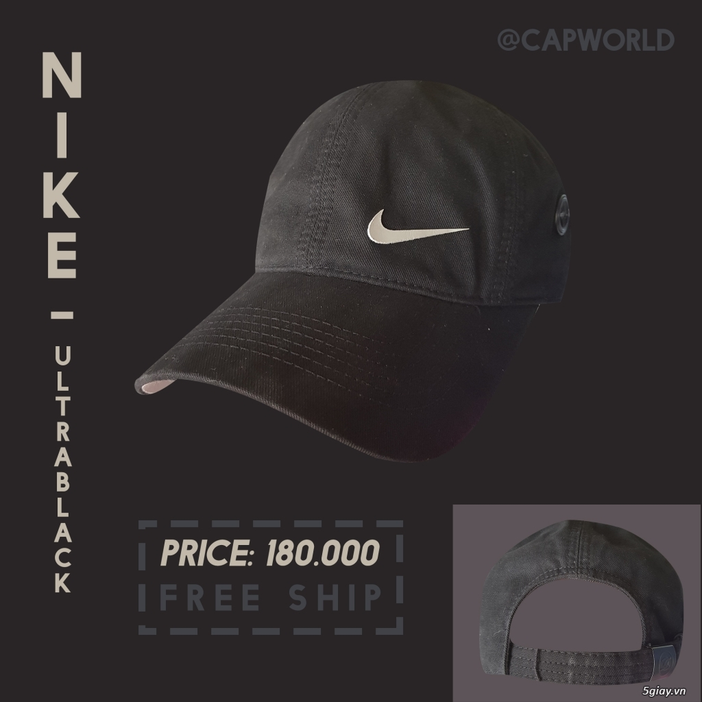 CAP WORLD - NÓN TỐT: Chuyên Nón Hiệu Giá Rẻ - Nike, Adidas, Puma, Polo - 6
