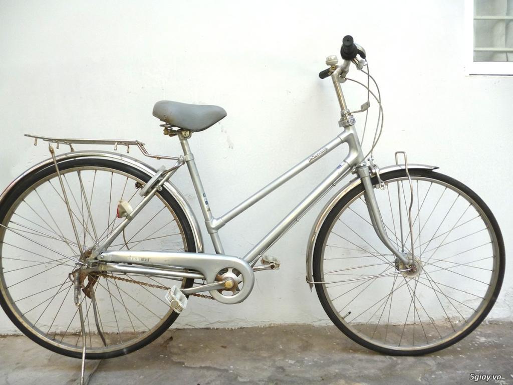 Xe đạp Bridgestone - Miyata đùm 3 số nội địa Nhật - 3