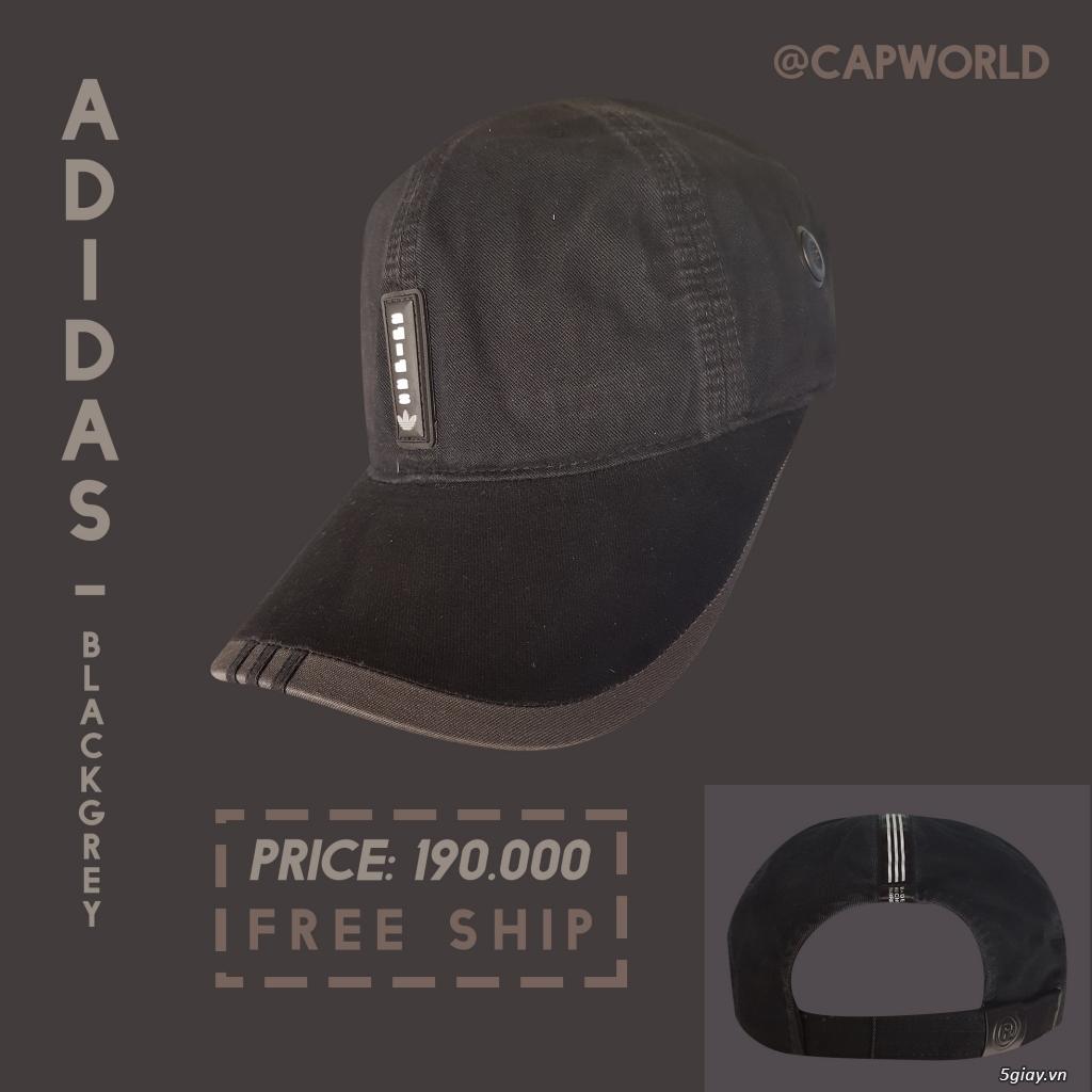 CAP WORLD - NÓN TỐT: Chuyên Nón Hiệu Giá Rẻ - Nike, Adidas, Puma, Polo - 1