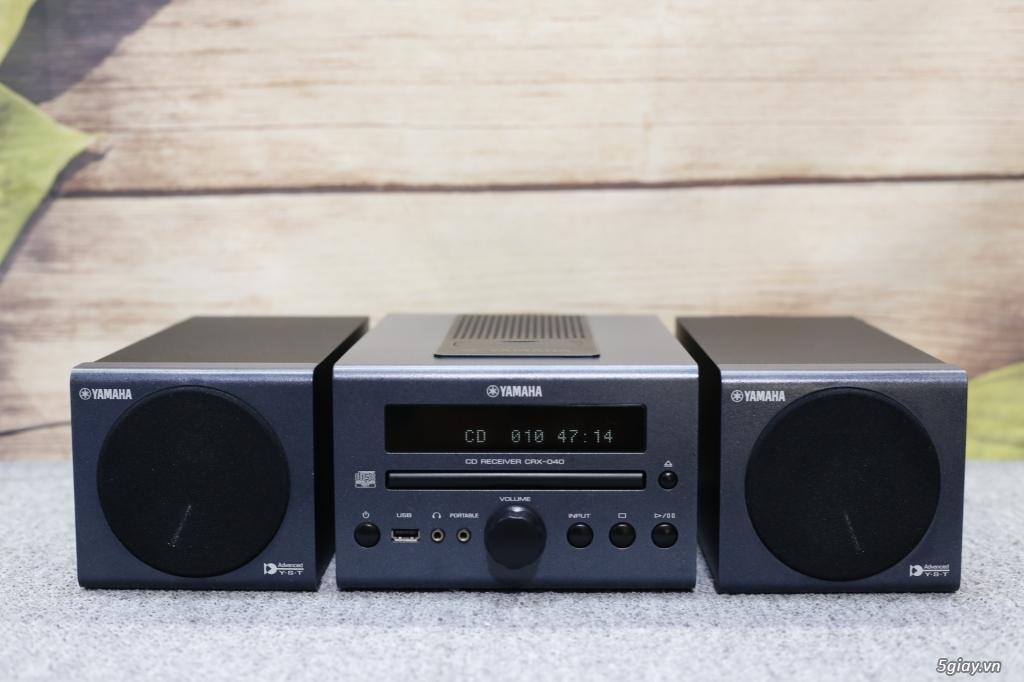 Đầu máy nghe nhạc MINI Nhật đủ các hiệu: Denon, Onkyo, Pioneer, Sony, Sansui, Kenwood - 21