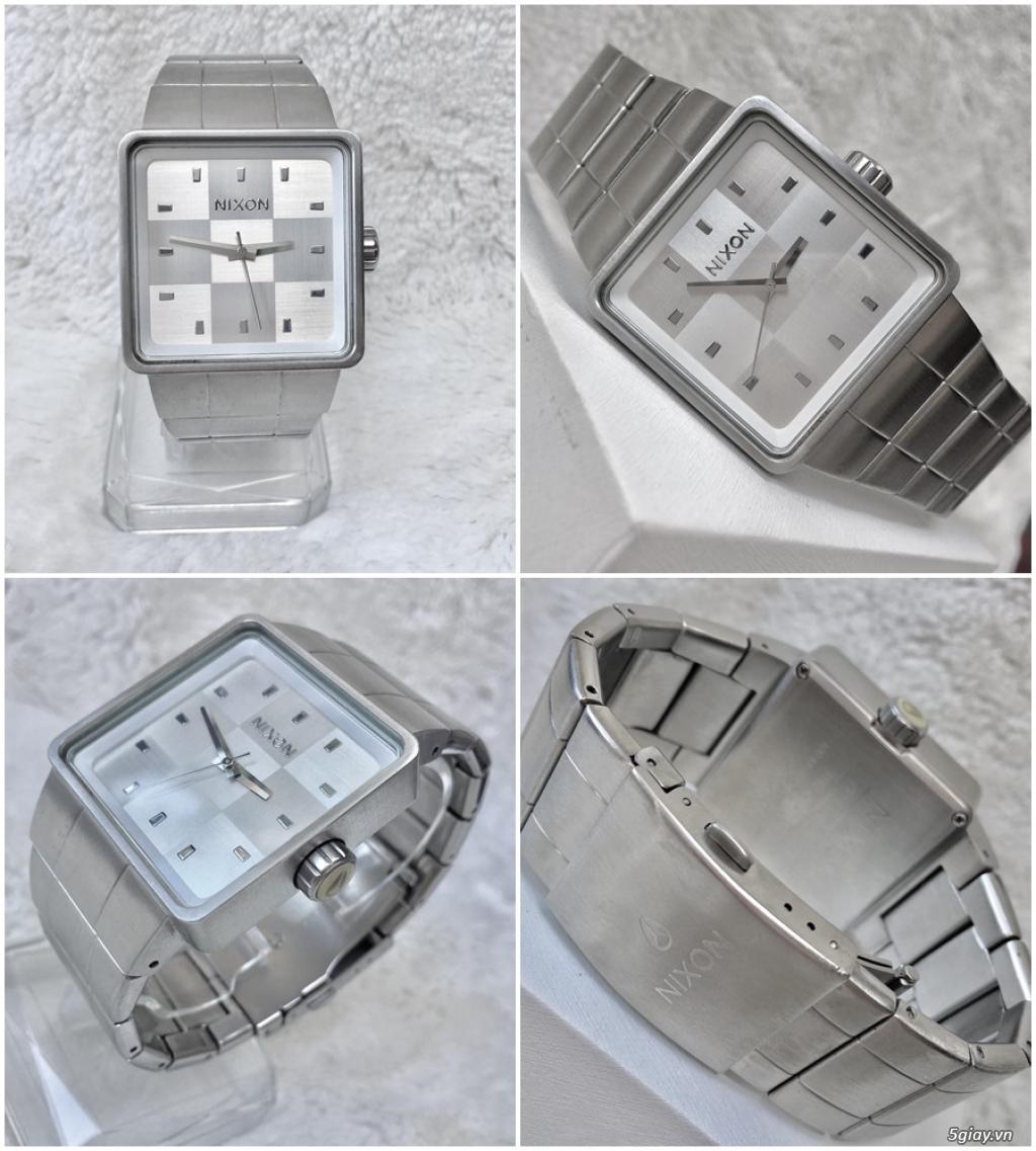 Kho đồng hồ xách tay chính hãng secondhand update liên tục - 30