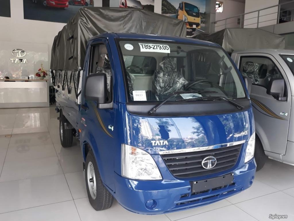 Bán xe Tata 1.2T từ Ấn Độ, tiêu thụ 5l/100km, giảm ngay 6tr.