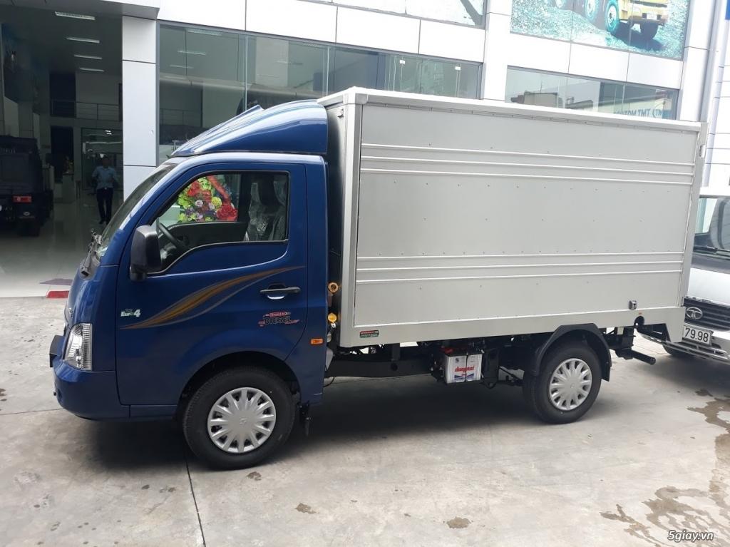 Bán xe Tata 1T2 đời 2018, tiêu thụ 5l/100km, giá 281tr.LH 0966 438 209 - 4