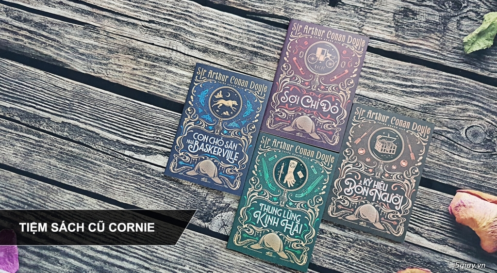 Tiệm sách cũ Cornie - 2