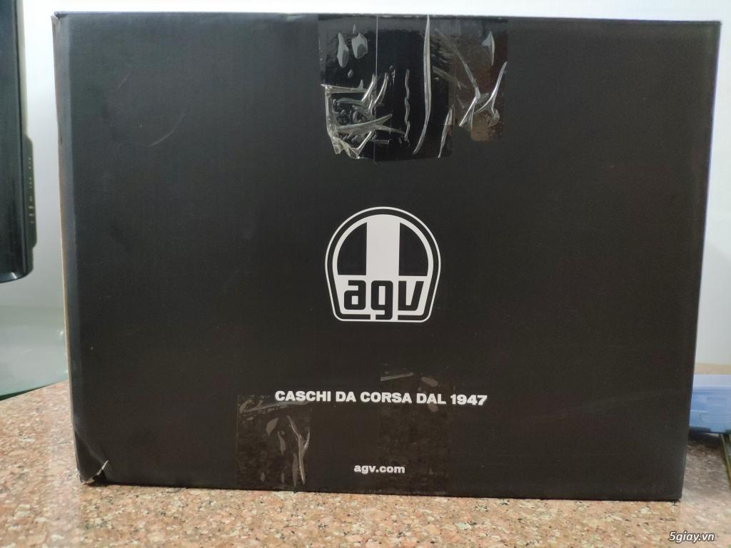 Cần bán : nón fullface K1 AGV E2205 TOP ASIA FIT EDGE 46