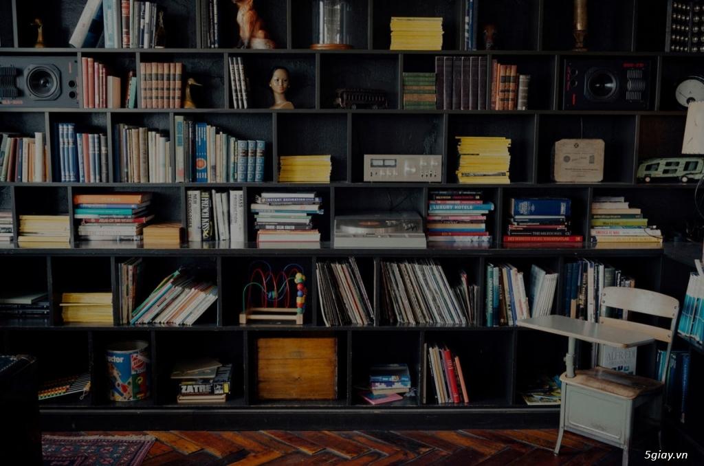 Tiệm sách cũ Cornie