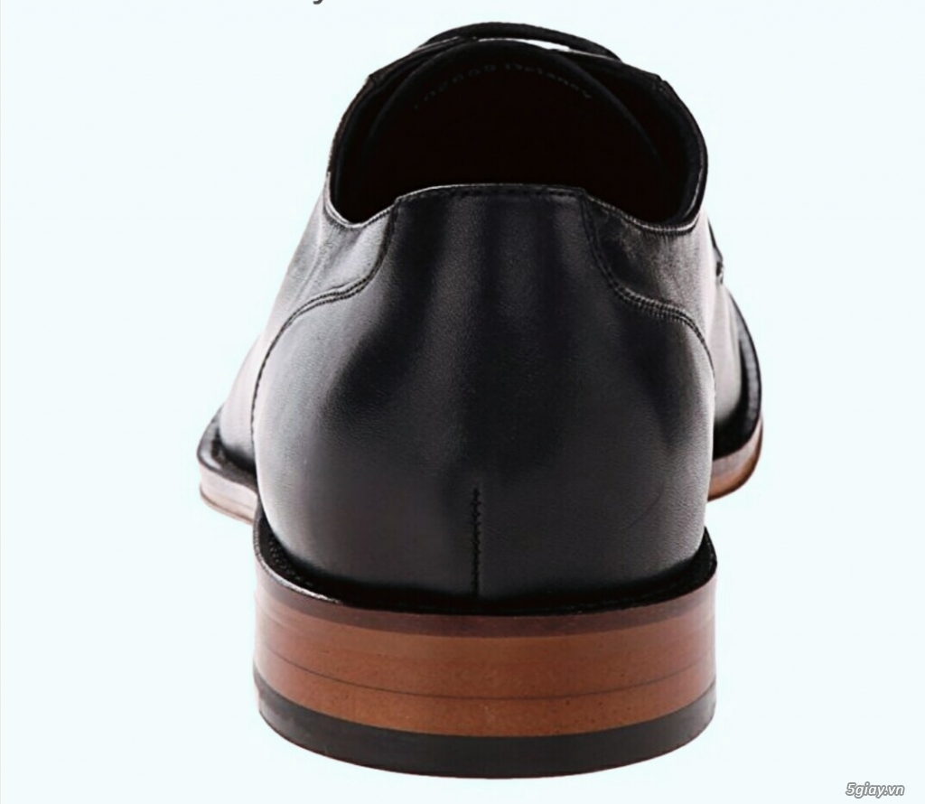 Giày da nam Gordon rush chính hãng xách tay mới 100% giá tốt. - 5