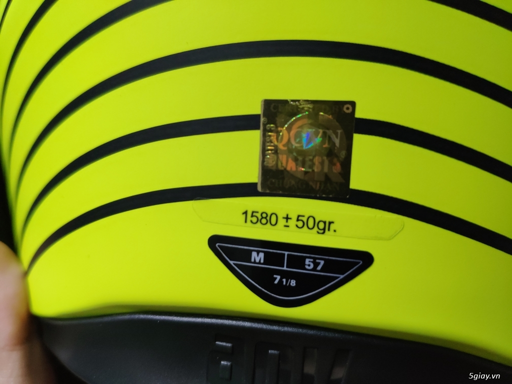 Cần bán : nón fullface K1 AGV E2205 TOP ASIA FIT EDGE 46 - 9
