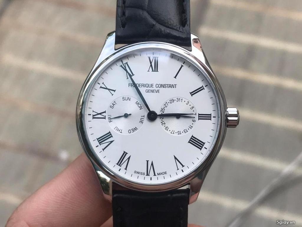 Đồng hồ chính hãng Thụy Sỹ Fc, Raymond Weil, Edox - 26
