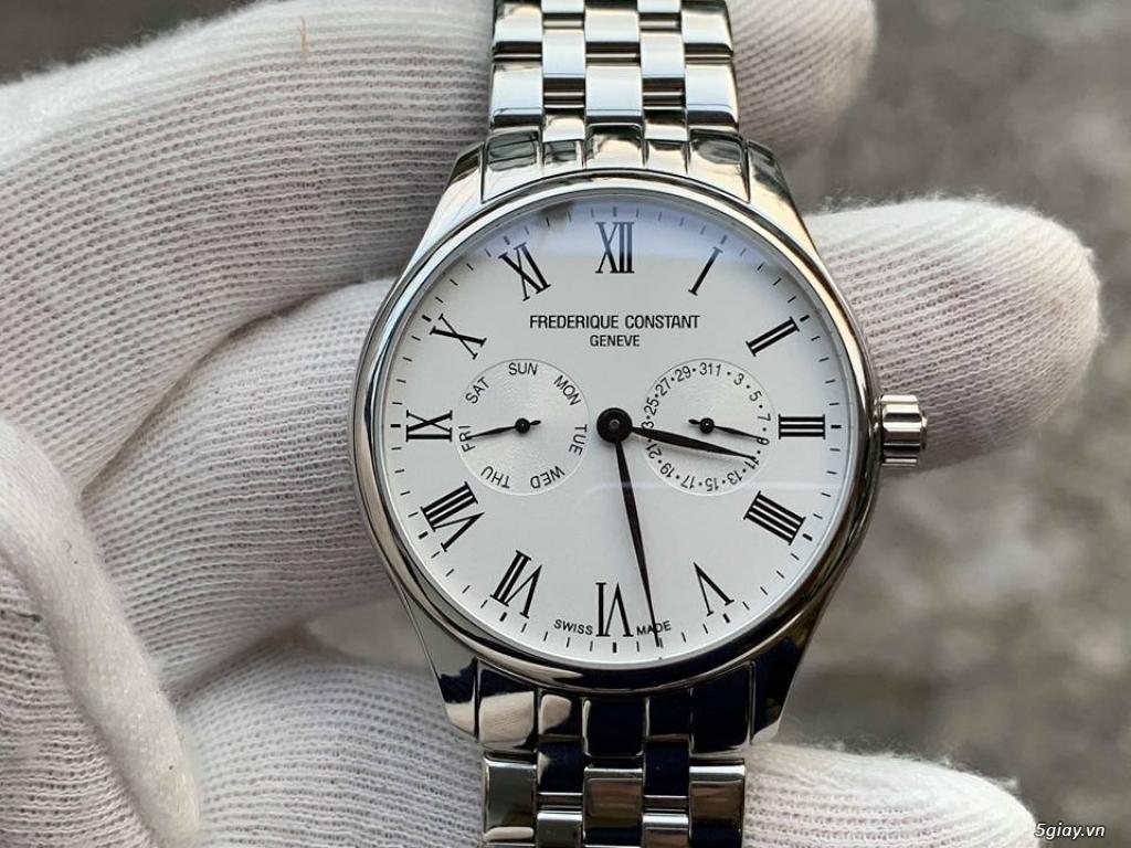 Đồng hồ chính hãng Thụy Sỹ Fc, Raymond Weil, Edox - 33