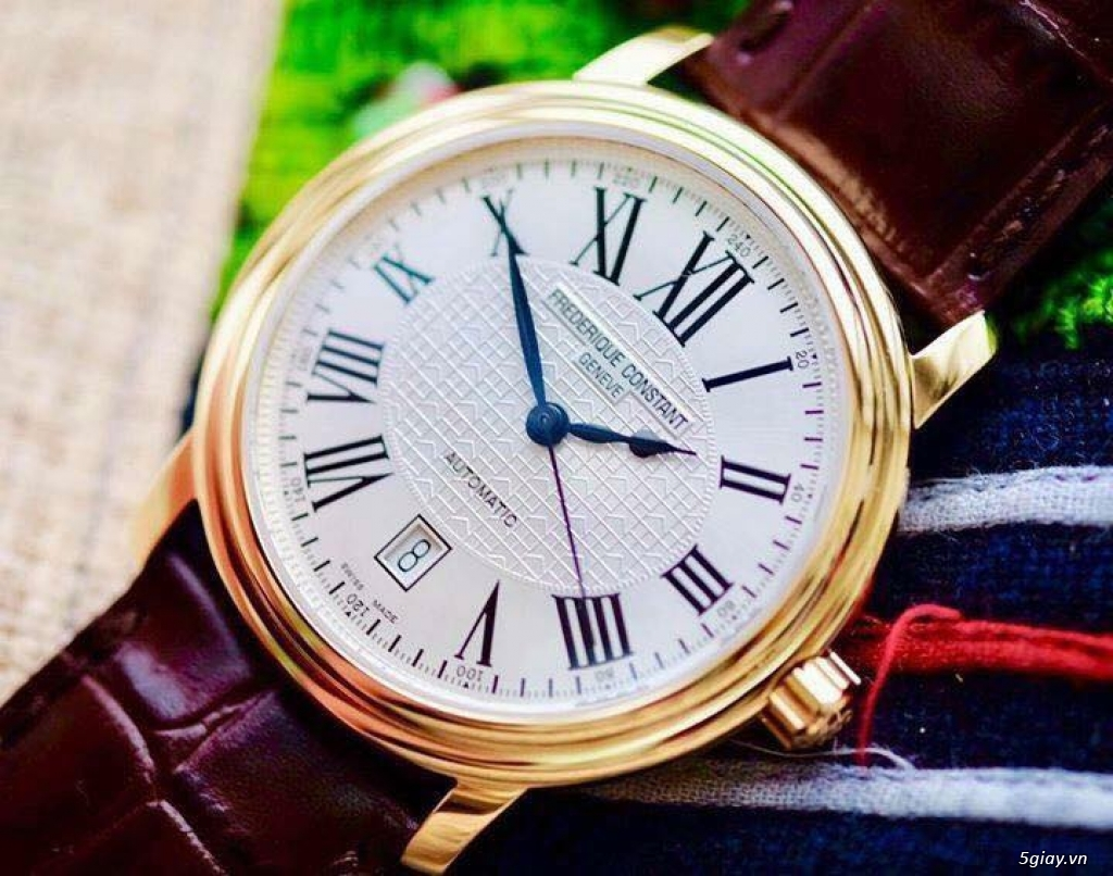 Đồng hồ chính hãng Thụy Sỹ Fc, Raymond Weil, Edox - 18