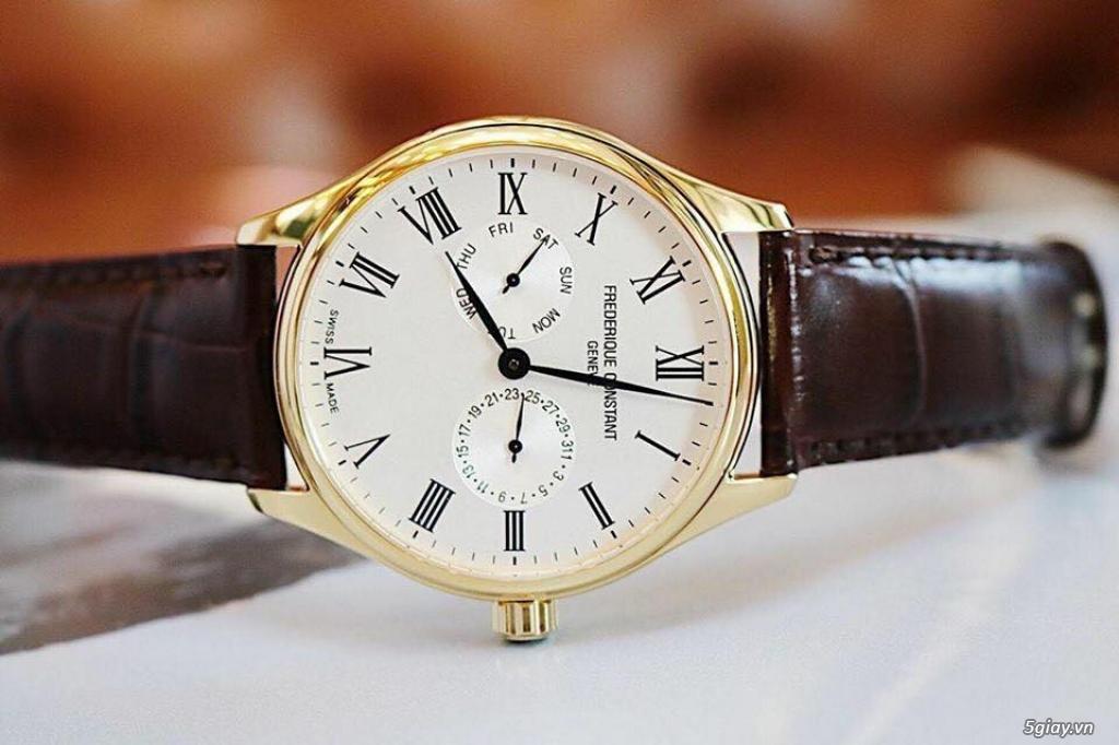 Đồng hồ chính hãng Thụy Sỹ Fc, Raymond Weil, Edox - 27
