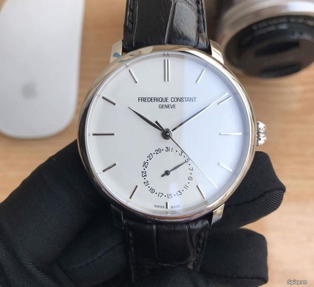 Đồng hồ chính hãng Thụy Sỹ Fc, Raymond Weil, Edox - 14