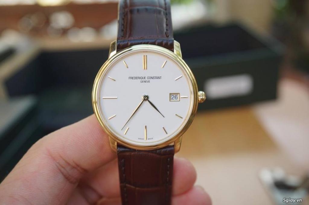 Đồng hồ chính hãng Thụy Sỹ Fc, Raymond Weil, Edox - 30