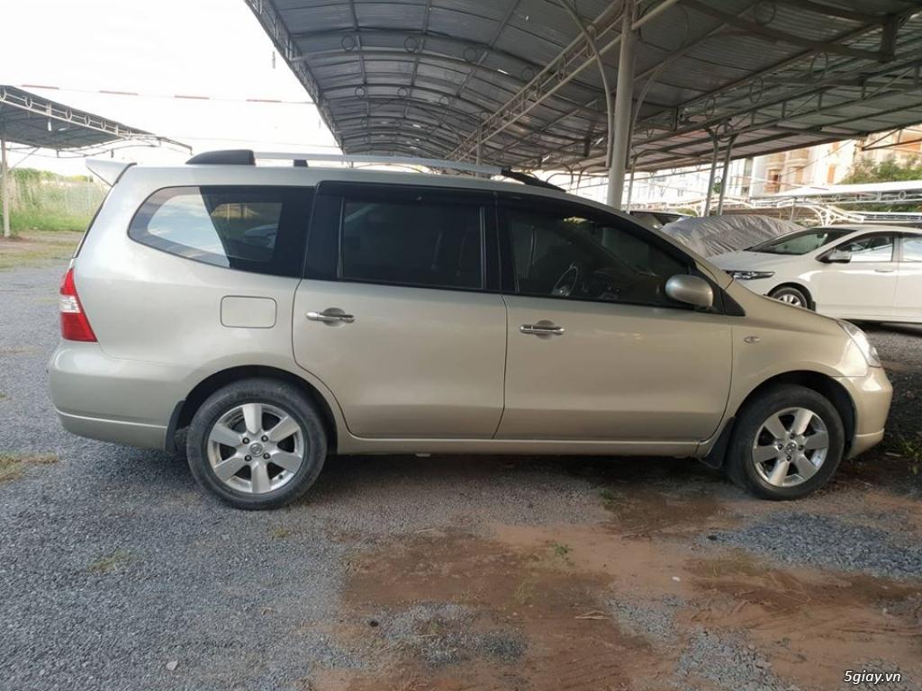 Bán xe Nissan Livina 7 chỗ số sàn đời 2011, 320tr - 1