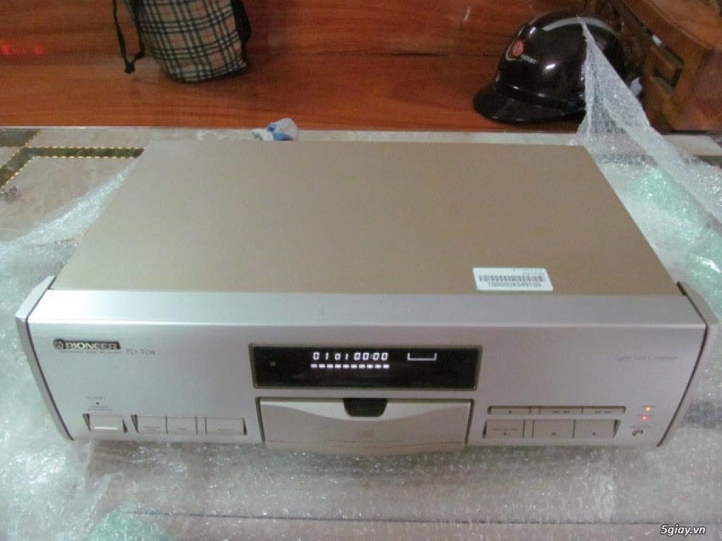 QUỐC PHONG AUDIO: CD, DVD, MD, AMPLIFER, LOA, SÚP điện...... Hàng cập Nhật thường xuyên, giá tốt. - 28