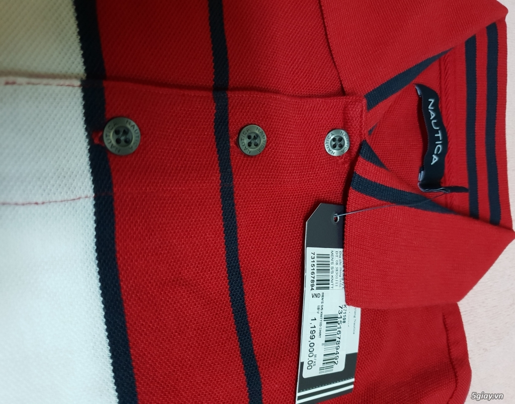 Quần áo hàng hiệu,mới 100% thanh lý bớt.... - 3