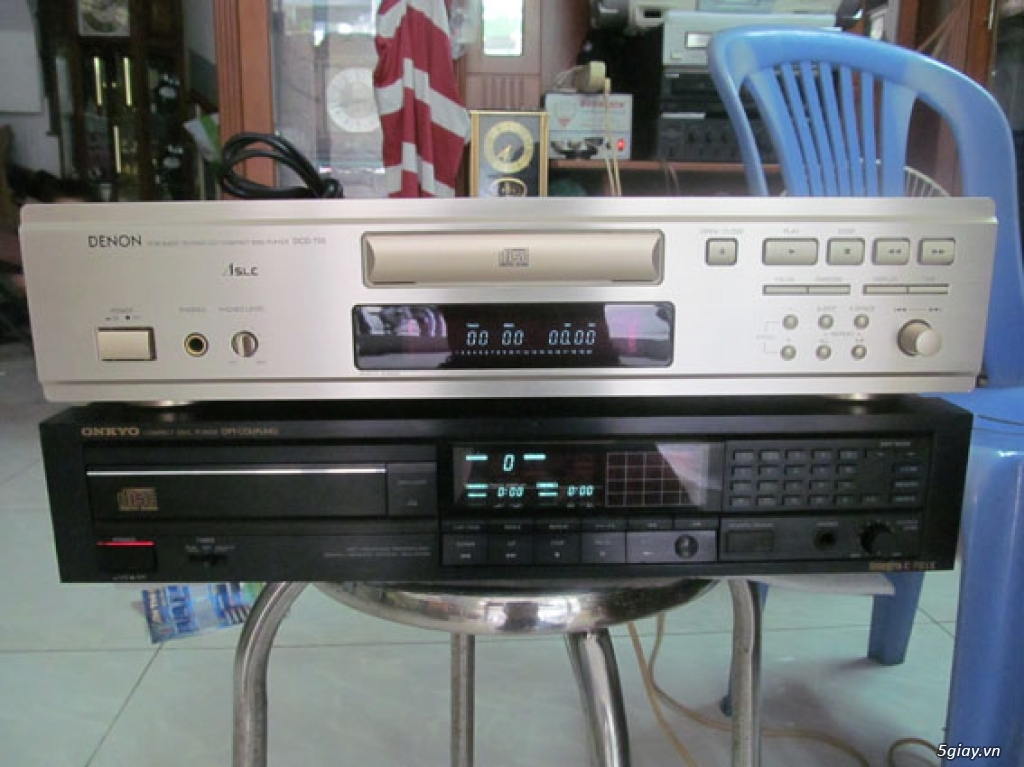 QUỐC PHONG AUDIO: CD, DVD, MD, AMPLIFER, LOA, SÚP điện...... Hàng cập Nhật thường xuyên, giá tốt. - 9