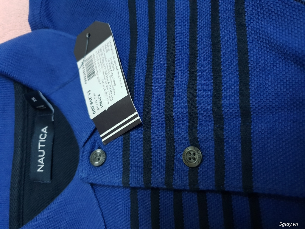 Quần áo hàng hiệu,mới 100% thanh lý bớt.... - 1