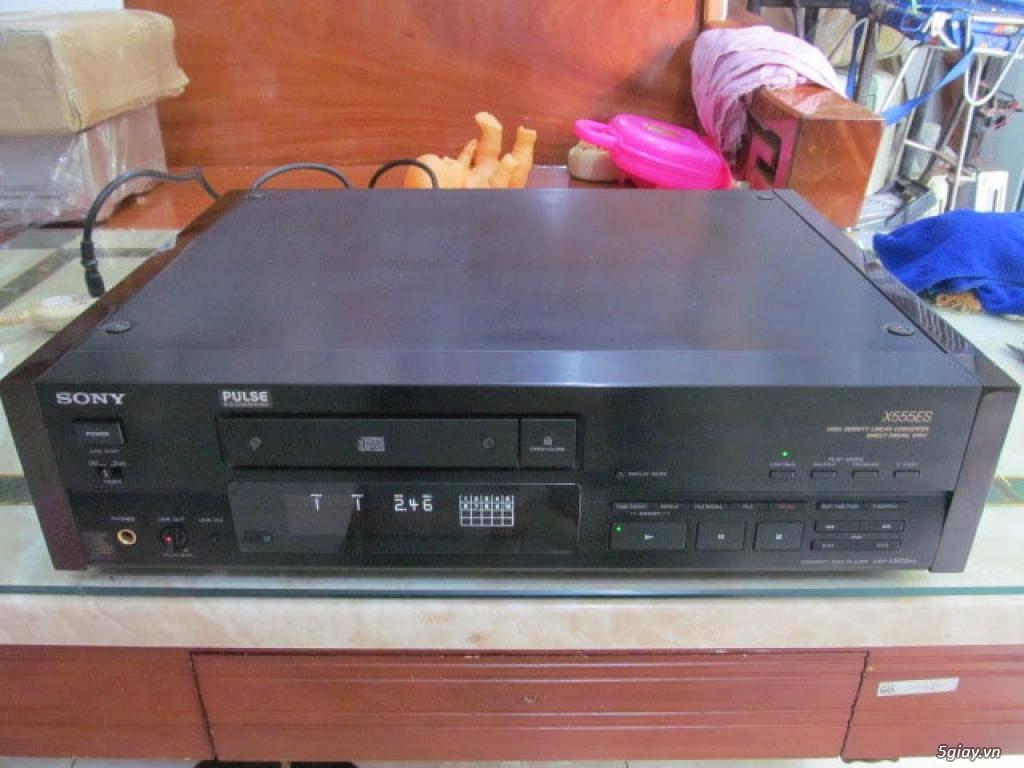 QUỐC PHONG AUDIO: CD, DVD, MD, AMPLIFER, LOA, SÚP điện...... Hàng cập Nhật thường xuyên, giá tốt. - 15