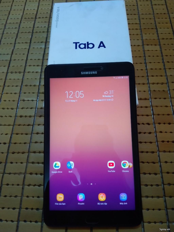 Cần bán: Samsung Galaxy Tab A 8.0 (2017) (TPHCM) - 2