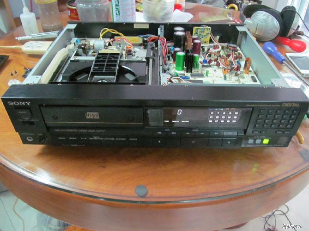 QUỐC PHONG AUDIO: CD, DVD, MD, AMPLIFER, LOA, SÚP điện...... Hàng cập Nhật thường xuyên, giá tốt. - 30