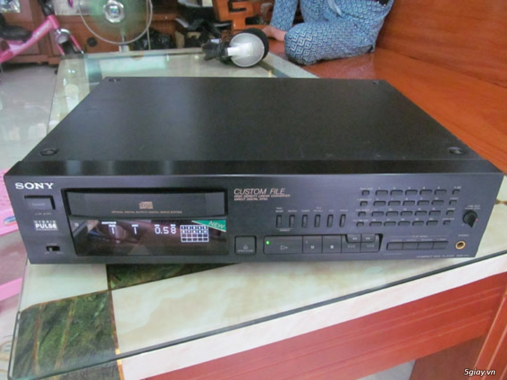 QUỐC PHONG AUDIO: CD, DVD, MD, AMPLIFER, LOA, SÚP điện...... Hàng cập Nhật thường xuyên, giá tốt. - 34