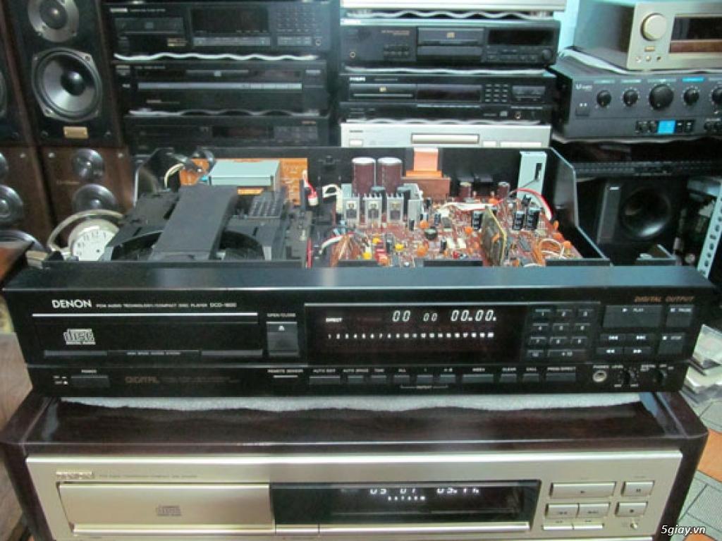 QUỐC PHONG AUDIO: CD, DVD, MD, AMPLIFER, LOA, SÚP điện...... Hàng cập Nhật thường xuyên, giá tốt. - 10