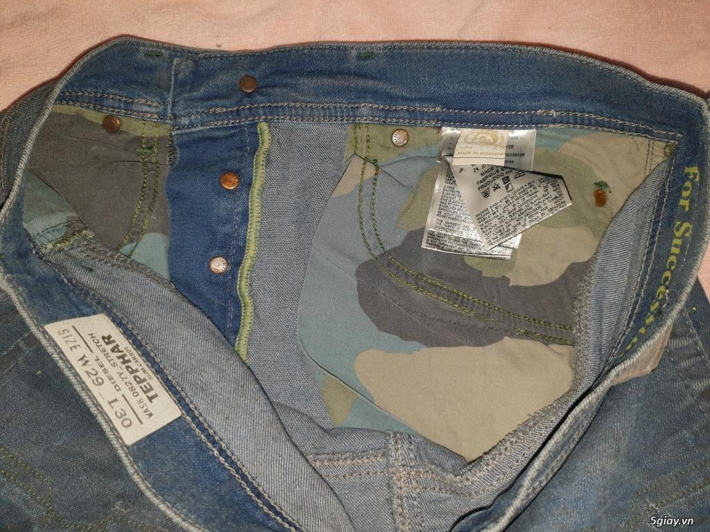 Quần áo hàng hiệu,mới 100% thanh lý bớt.... - 17