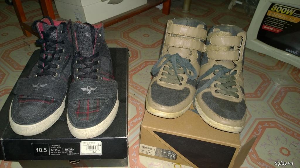 XẢ lô hàng chuyên giầy xuất khẩu tồn kho - 16