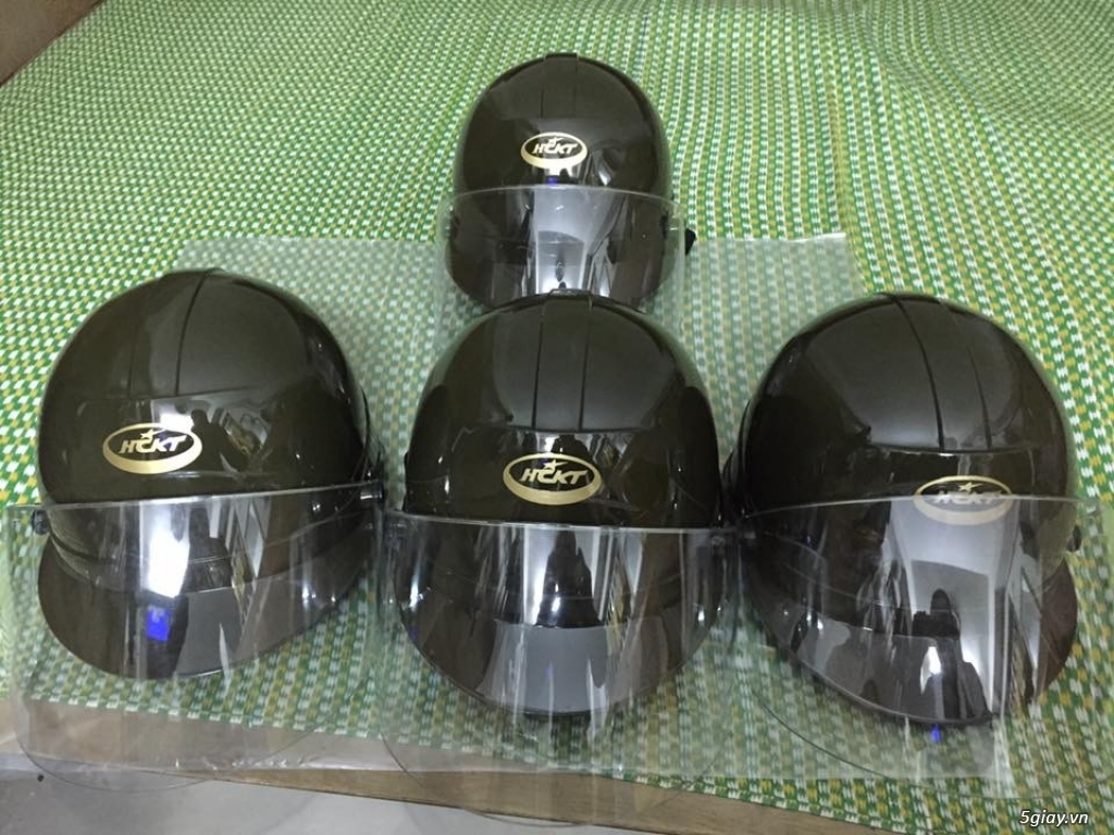 Nón bảo hiểm HCKT an toàn cho người sử dụng - 1