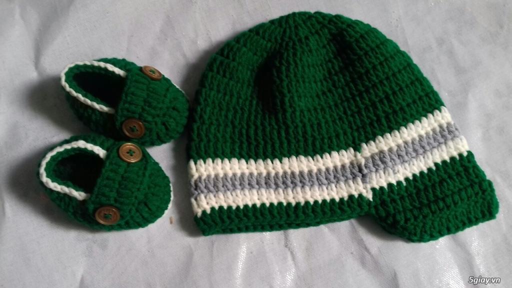 Bán đồ len handmade cho bé độc đáo - 2