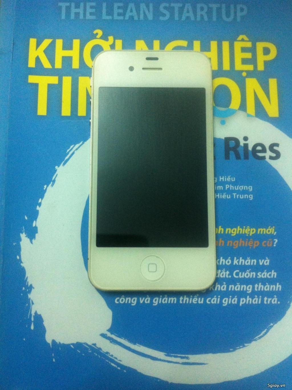 Iphone 4s QT 8gb 550k Ship HCM - 2