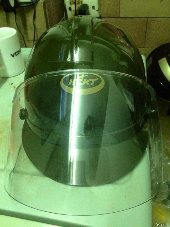 Nón bảo hiểm HCKT an toàn cho người sử dụng - 2